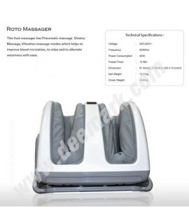 Deemark Roto Leg Massager