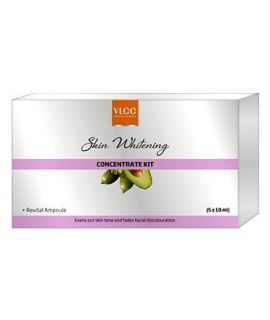VLCC Skin Whitening Concentrate Kit