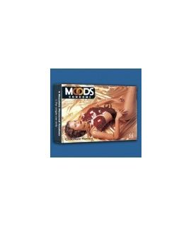 Moods Choco - Chocolate Flavoured Condoms - Pack of 12
