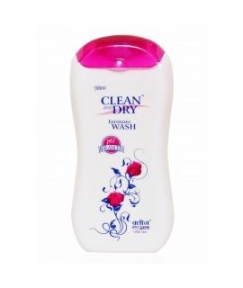 Clean and Dry Wash - 100ml