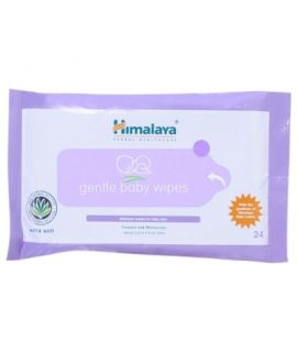 Himalaya Gentle Baby Wipes - Pack of 24