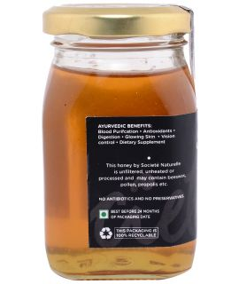 Societe Naturelle Raw Honey - 250 Gms