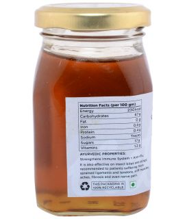 Societe Naturelle Eucalyptus Honey - 250 Gms