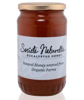 Societe Naturelle Eucalyptus Honey - 1 Kg