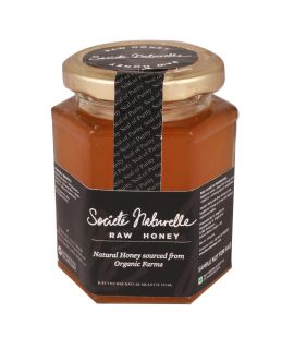 Societe Naturelle Raw Honey - 340 Gms