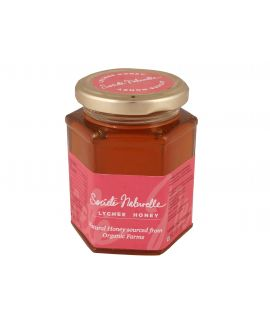 Societe Naturelle Lychee Honey - 340 Gms