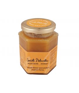 Societe Naturelle Mustard Honey - 340 Gms
